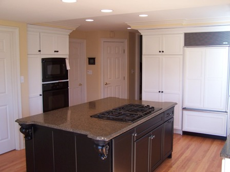 Design/Build Kitchen Remodel Collinsville CT
