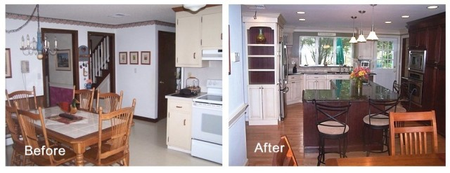Design/Build Kitchen Remodel Canton CT