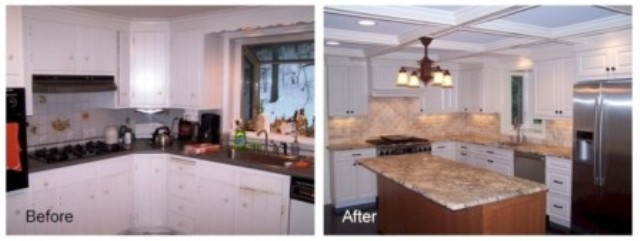 Design/Build Kitchen Remodel Burlington CT